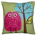 owl pillow from target