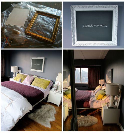 Bedroomchalkboard
