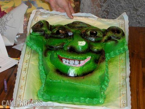 Shrek-Wreck