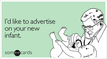I-d-like-to-advertise-on-your-new-infant