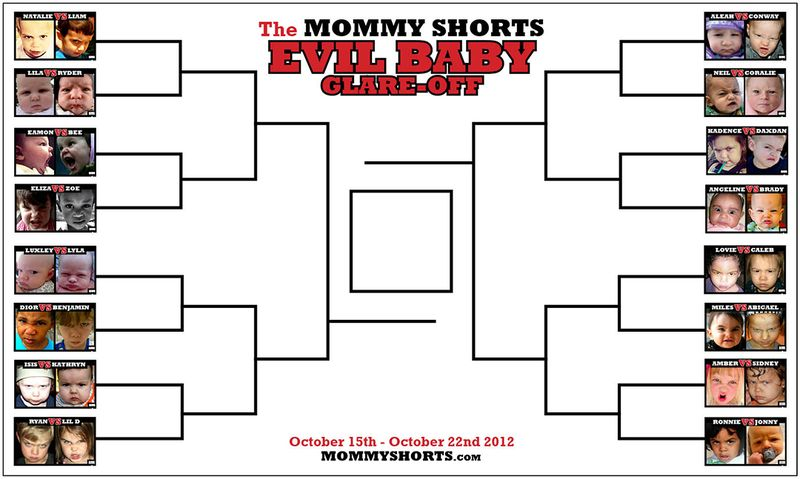 Evil-Baby-Glare-Off-tournament-bracket-2012