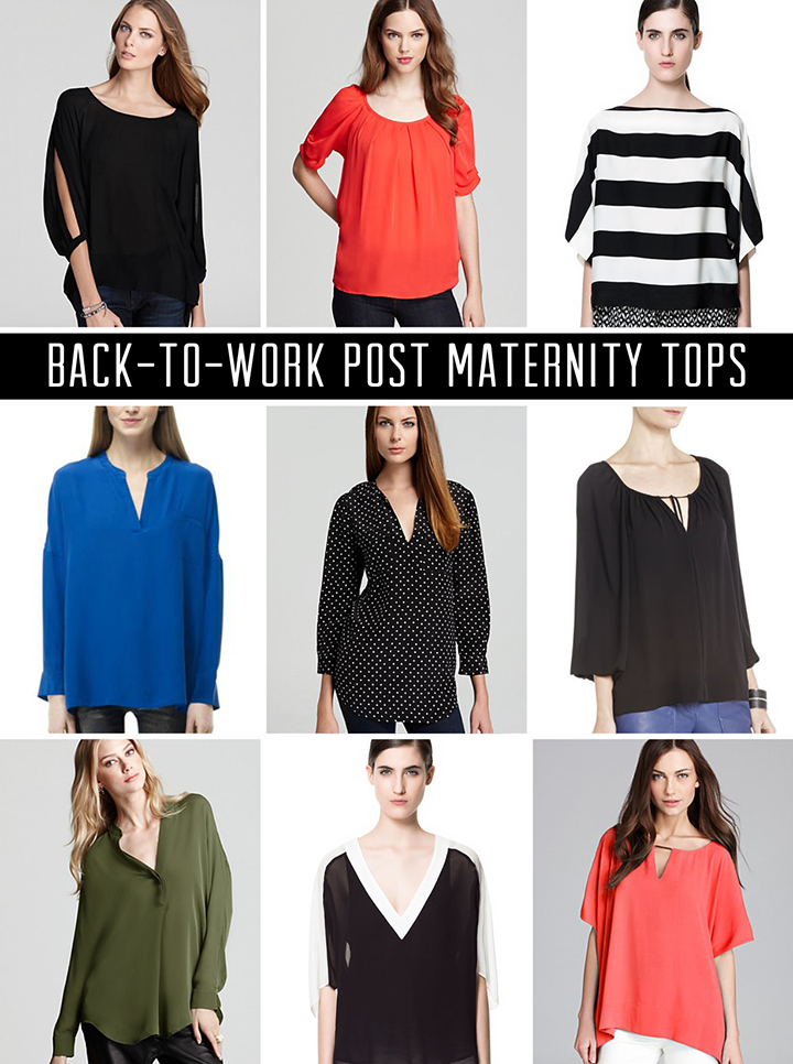 Post-maternity-pumping-tops