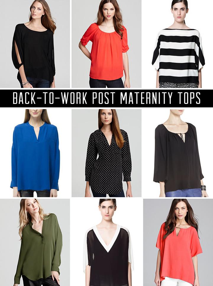 Post-maternity-pumping-tops