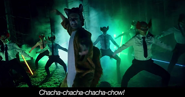 what does the fox say meme video funny animal